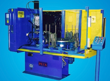 Cecil Peck LLC. High Speed Indexing BB Gun Welder Photo